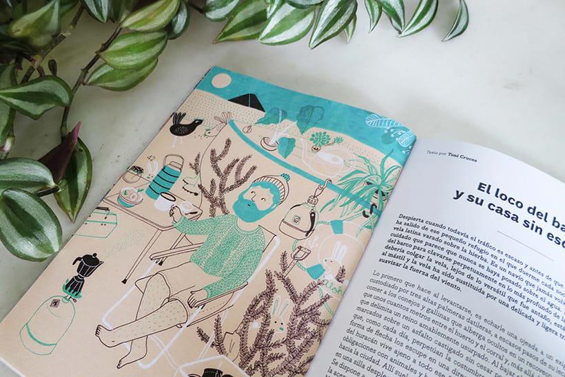Horchata Magazine 1