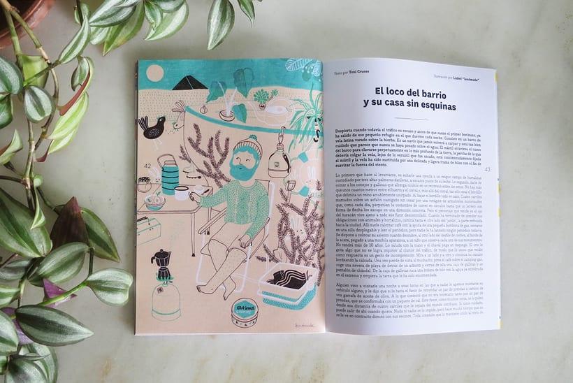 Horchata Magazine 7
