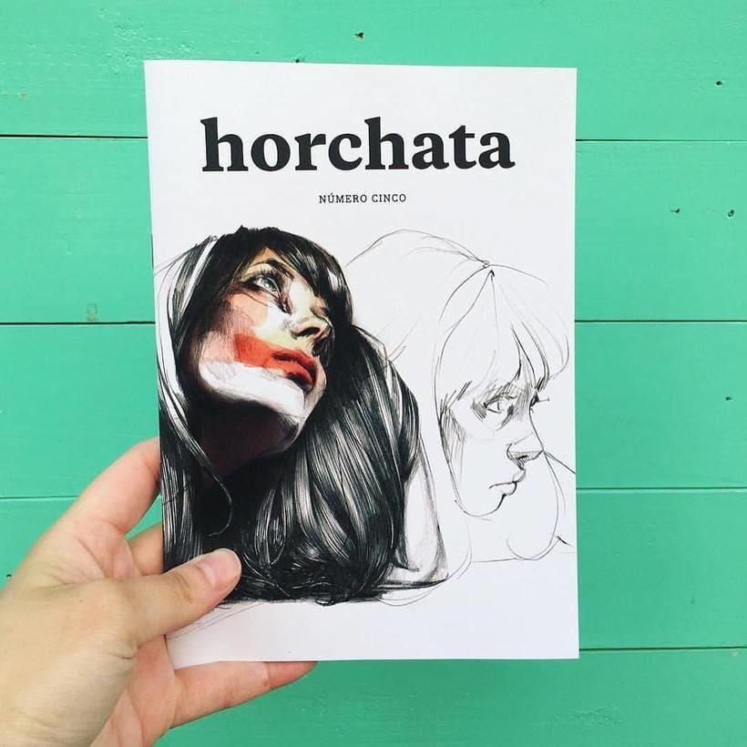 Horchata Magazine 6