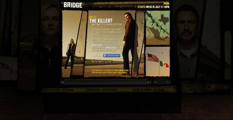 The Bridge - Google Maps Game -1