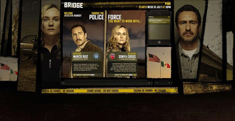 The Bridge - Google Maps Game 0