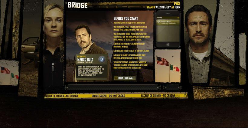 The Bridge - Google Maps Game 1
