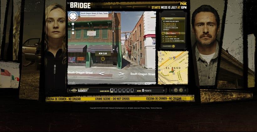 The Bridge - Google Maps Game 3