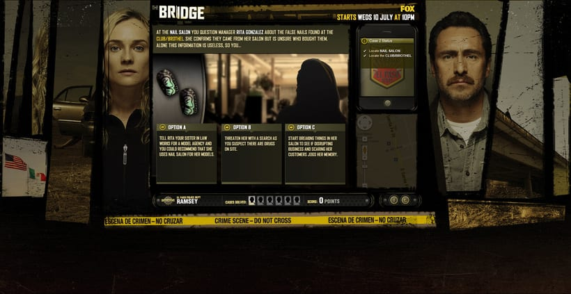 The Bridge - Google Maps Game 4
