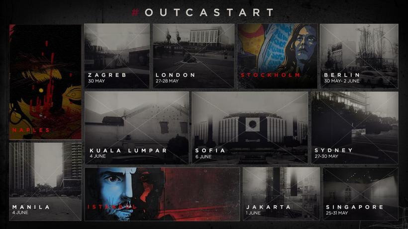 Outcast Art 0