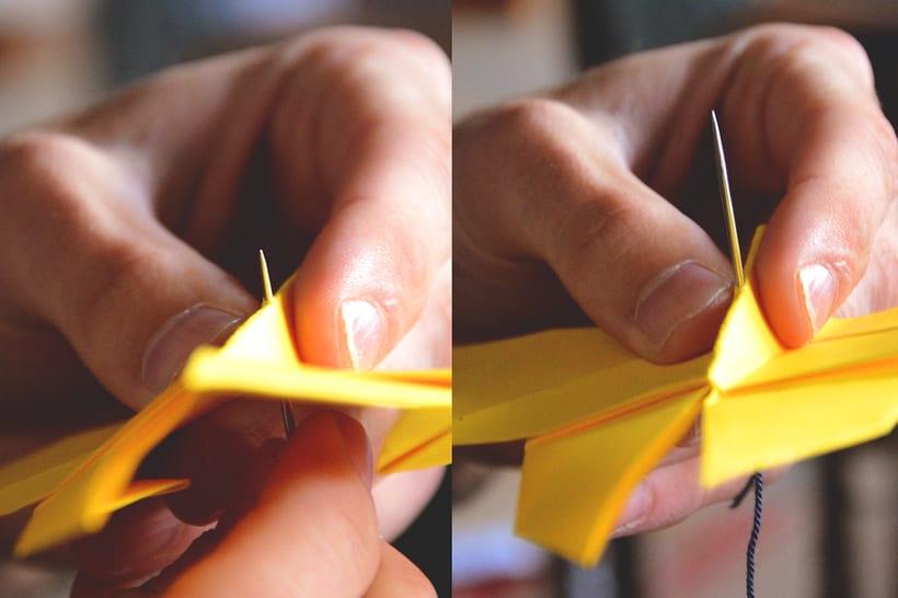 Mariposas Origami 3