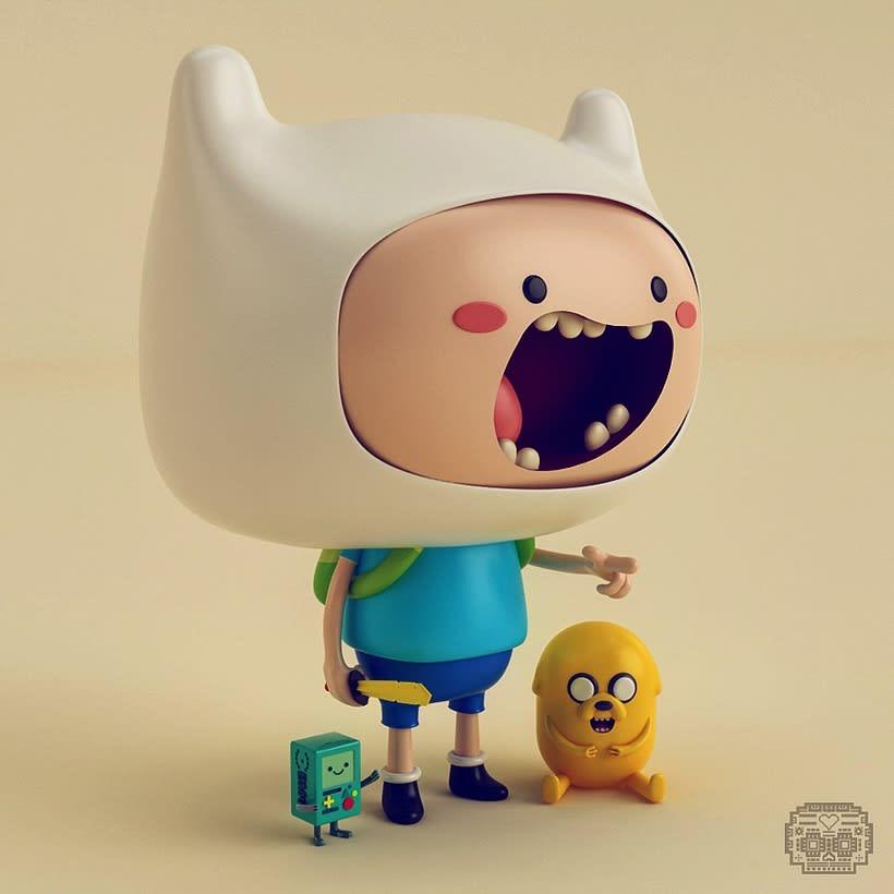 Personajes y Más... 3D 5