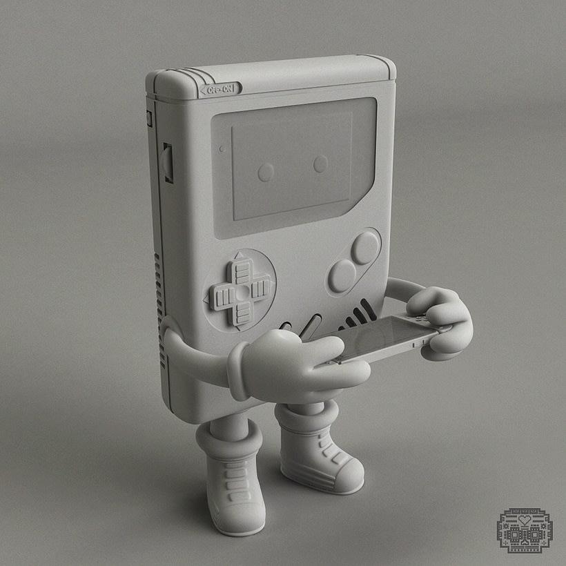 Personajes y Más... 3D 13