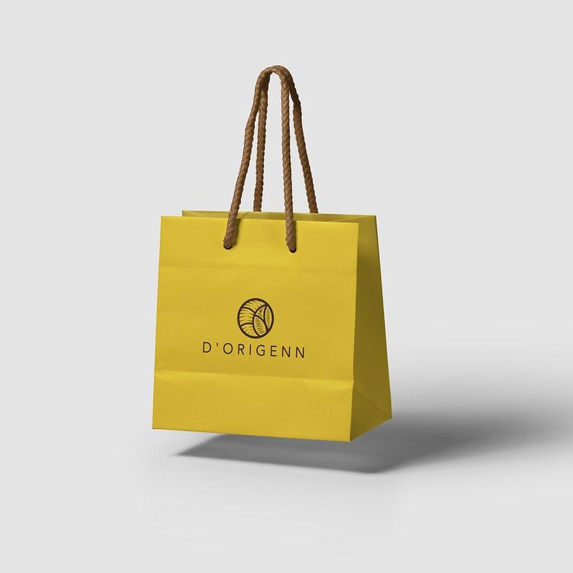 Dorigenn Logo and Identity 14