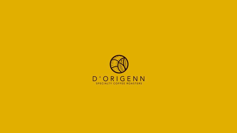 Dorigenn Logo and Identity 3