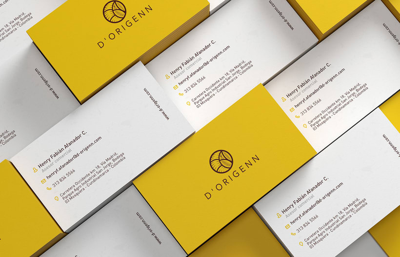 Dorigenn Logo and Identity 6