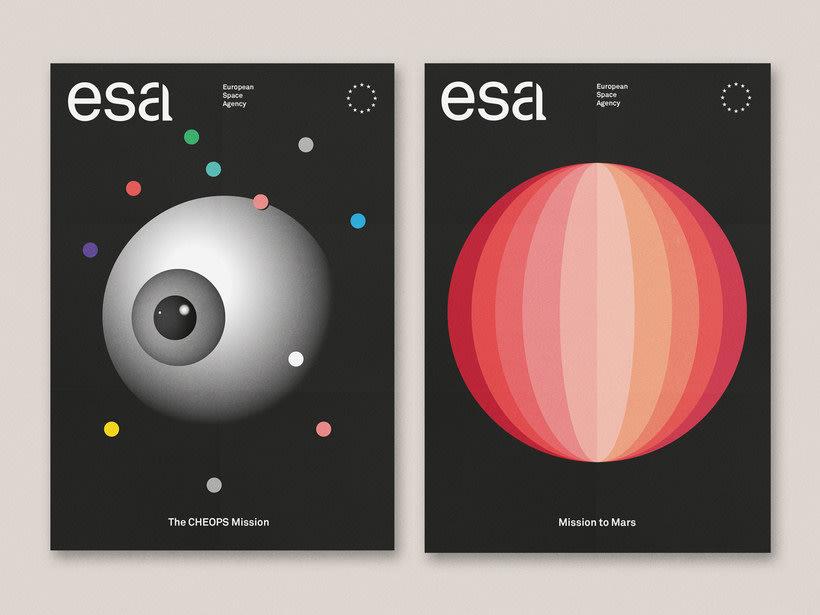 Reimaginando el diseño de la Agencia Espacial Europea 7