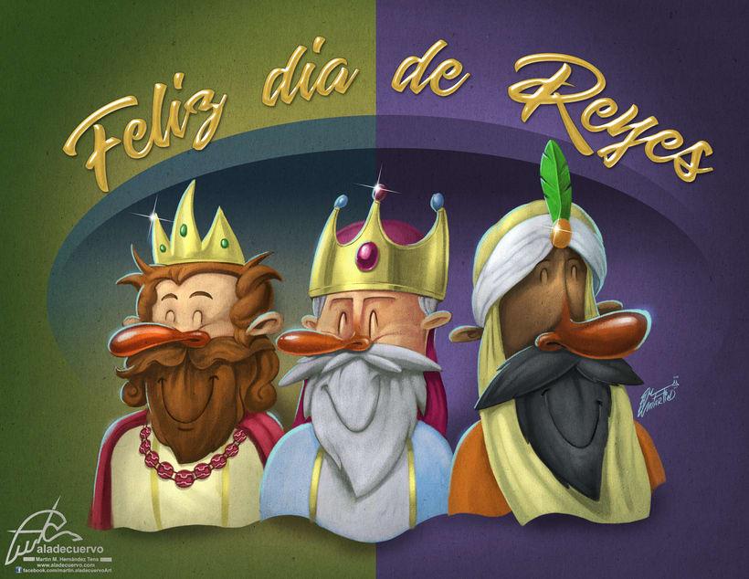 Feliz día de Reyes! -1