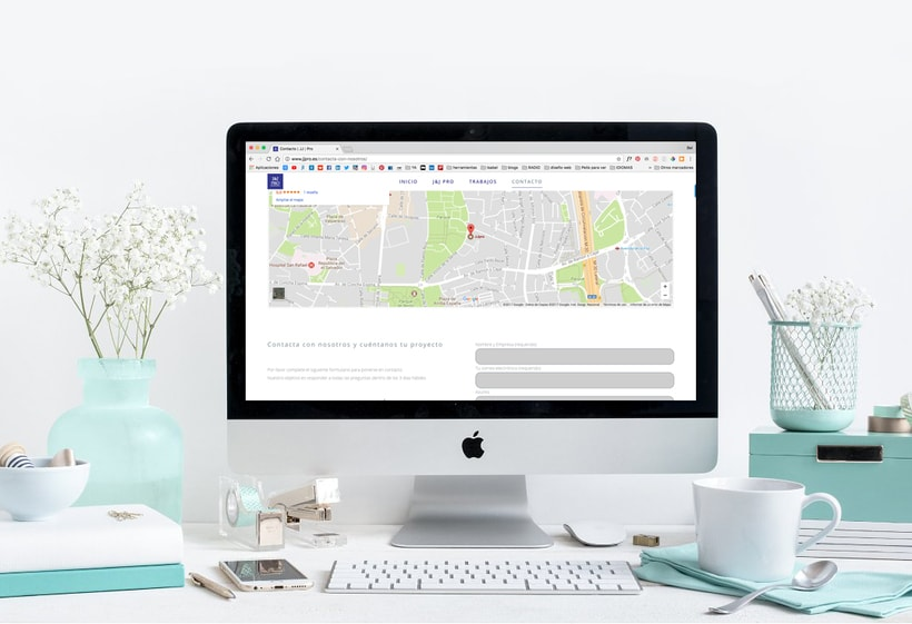 Mi Proyecto del curso: Iniciación al Diseño Web con WordPress 3