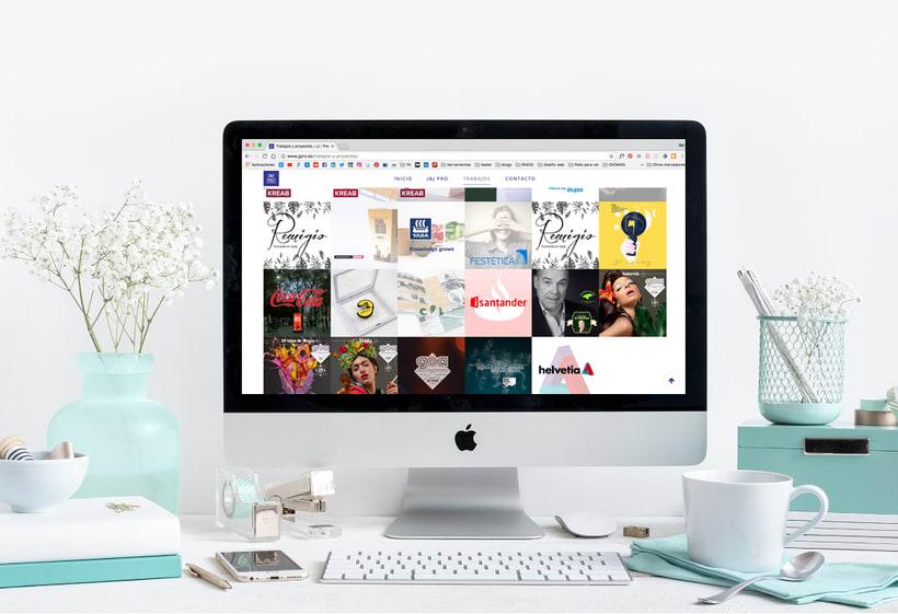Mi Proyecto del curso: Iniciación al Diseño Web con WordPress 4
