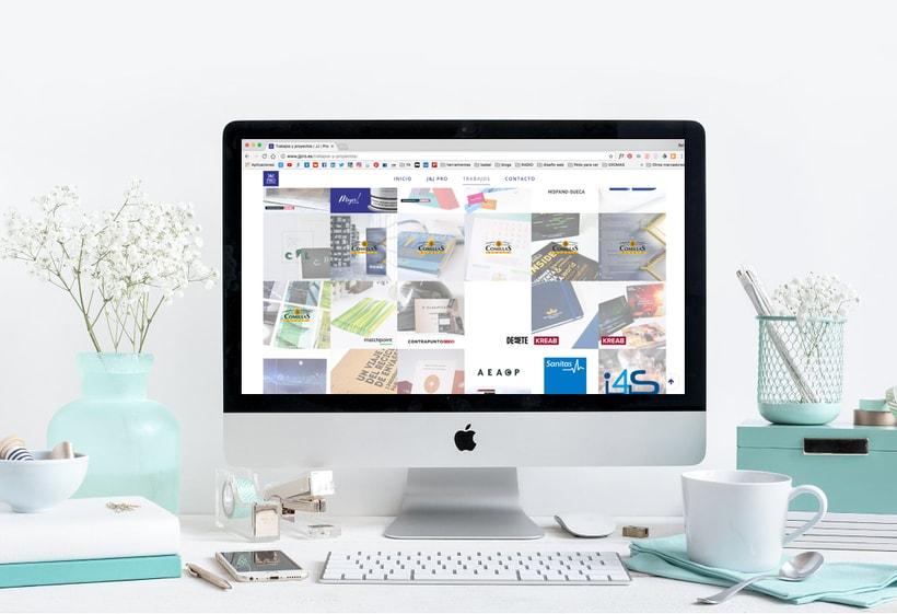 Mi Proyecto del curso: Iniciación al Diseño Web con WordPress 5