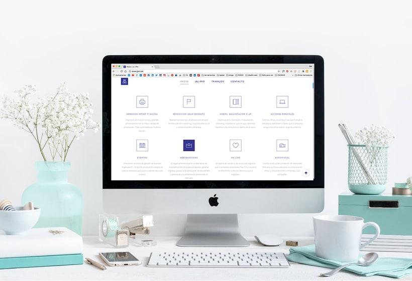 Mi Proyecto del curso: Iniciación al Diseño Web con WordPress 2