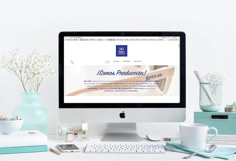 Mi Proyecto del curso: Iniciación al Diseño Web con WordPress 1