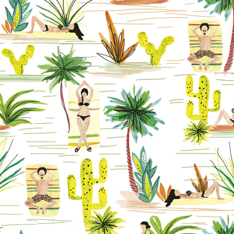 SummerLife Print Collection 0
