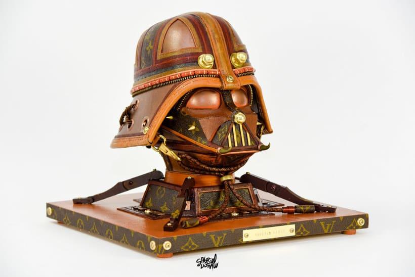 Star Wars y el 'junk art' de lujo 5