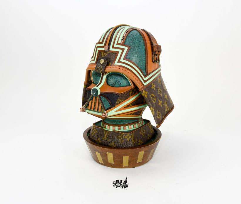 Star Wars y el 'junk art' de lujo 6