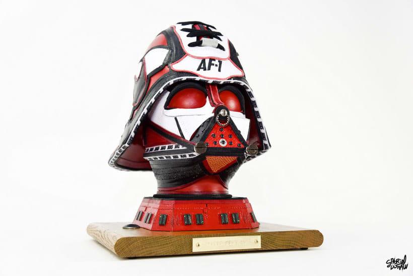 Star Wars y el 'junk art' de lujo 7