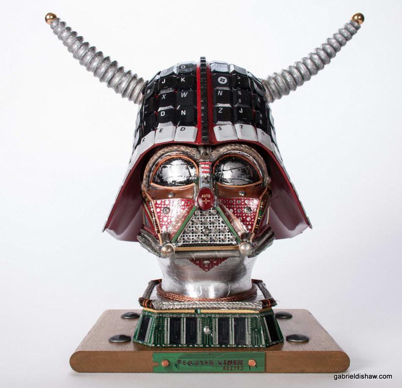 Star Wars y el 'junk art' de lujo 9