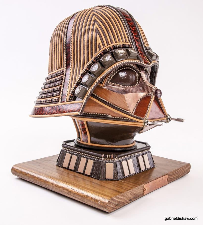Star Wars y el 'junk art' de lujo 10