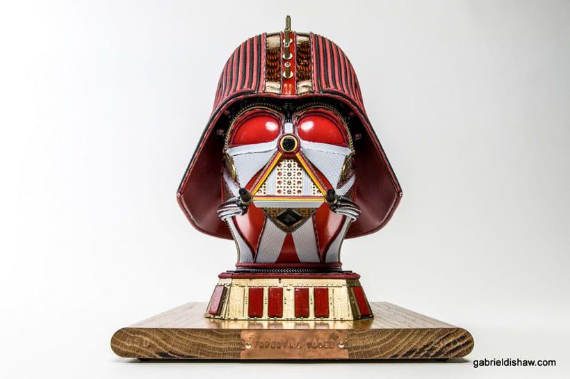 Star Wars y el 'junk art' de lujo 11