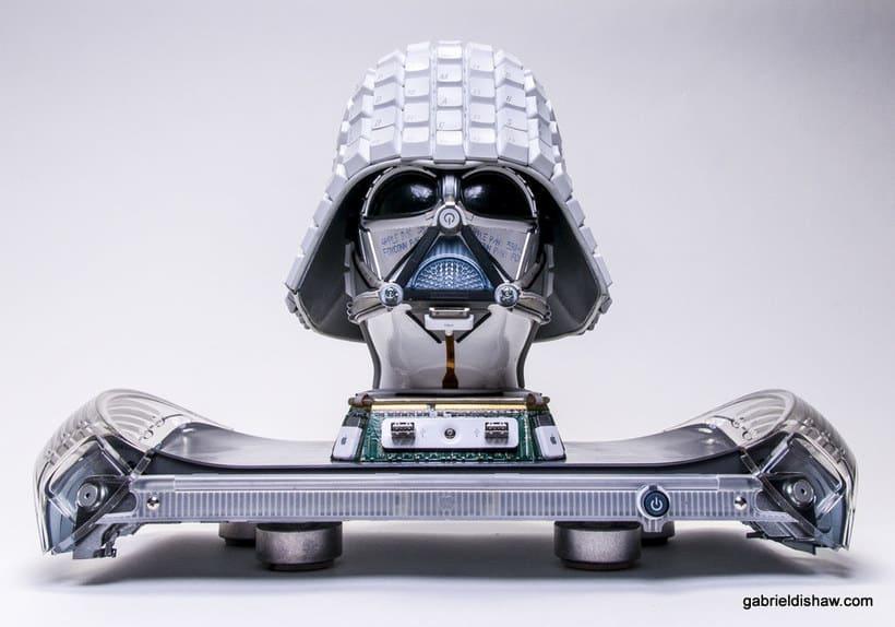 Star Wars y el 'junk art' de lujo 12