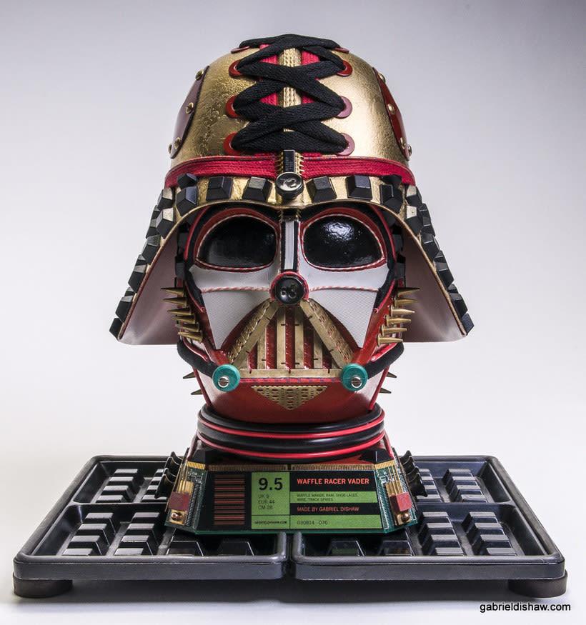 Star Wars y el 'junk art' de lujo 14
