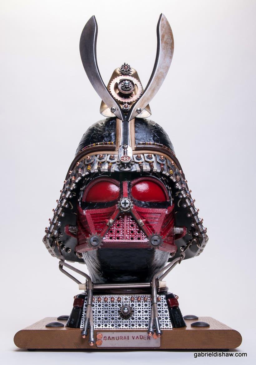 Star Wars y el 'junk art' de lujo 16