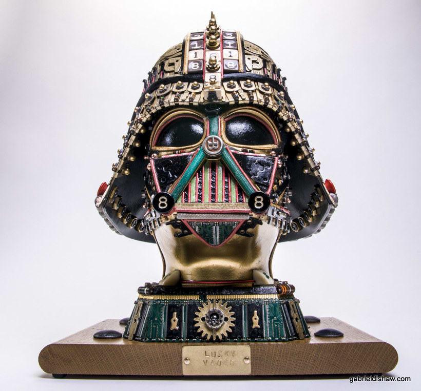 Star Wars y el 'junk art' de lujo 20