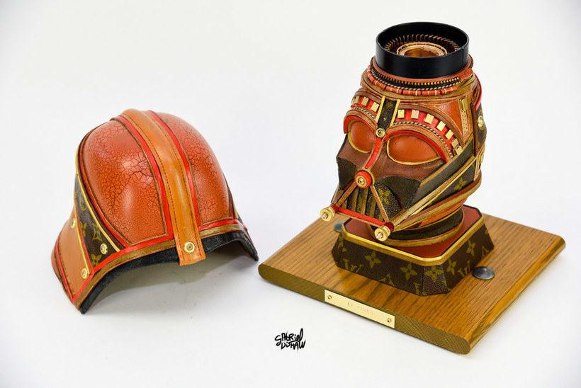 Star Wars y el 'junk art' de lujo 21