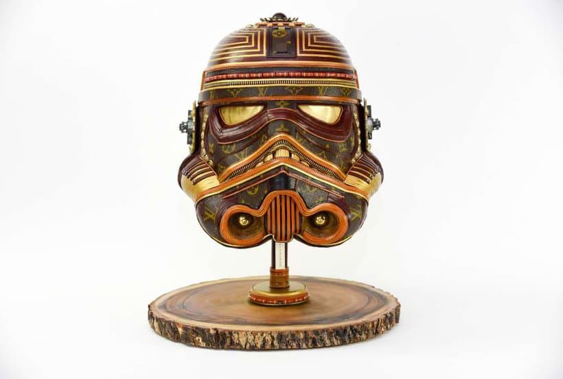Star Wars y el 'junk art' de lujo 22
