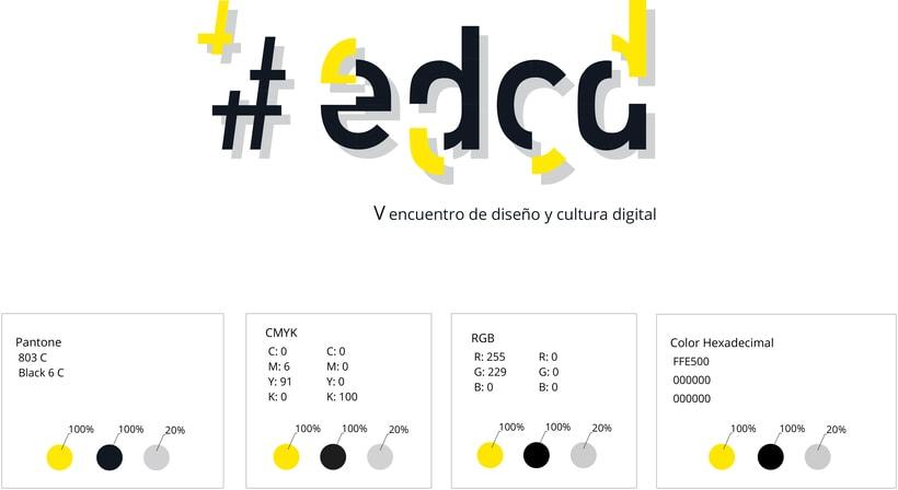 #edcd  8