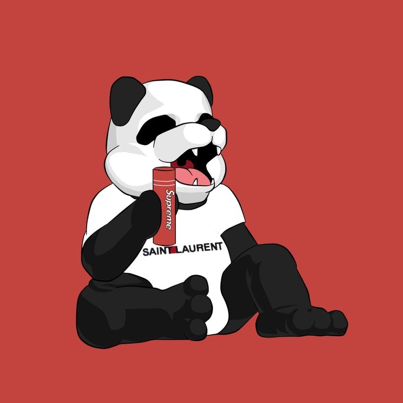 Comission Panda -1