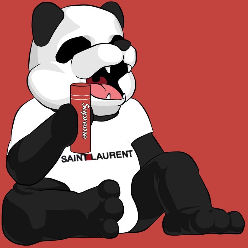 Comission Panda 0