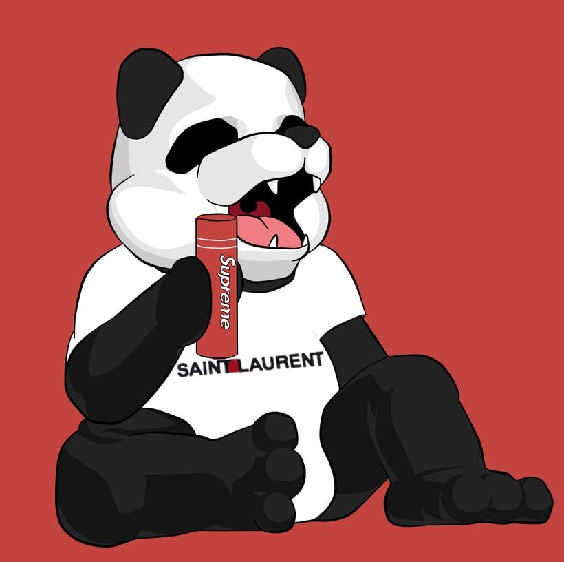 Comission Panda 3