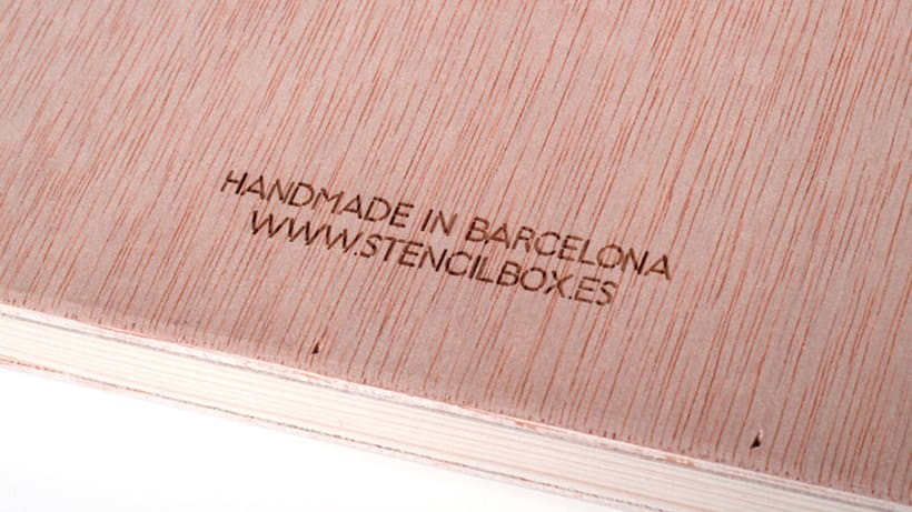 Stencil Box 9