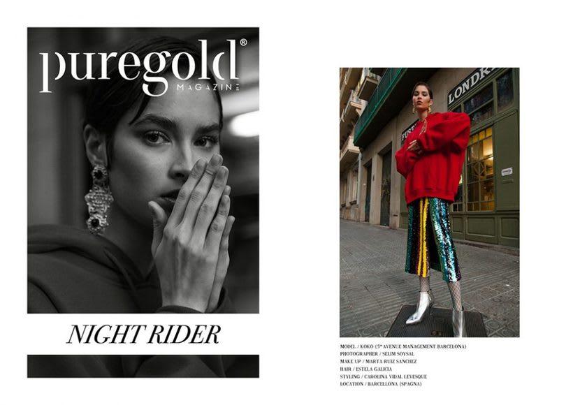PureGold Magazine -1