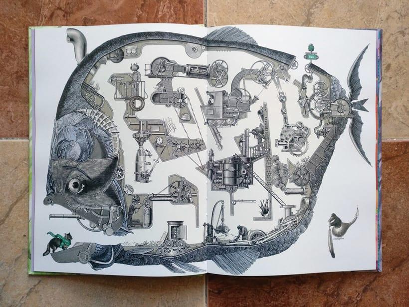 Leviatán libro de Laberintos 1
