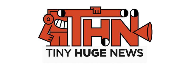 Tiny Huge News TV 8
