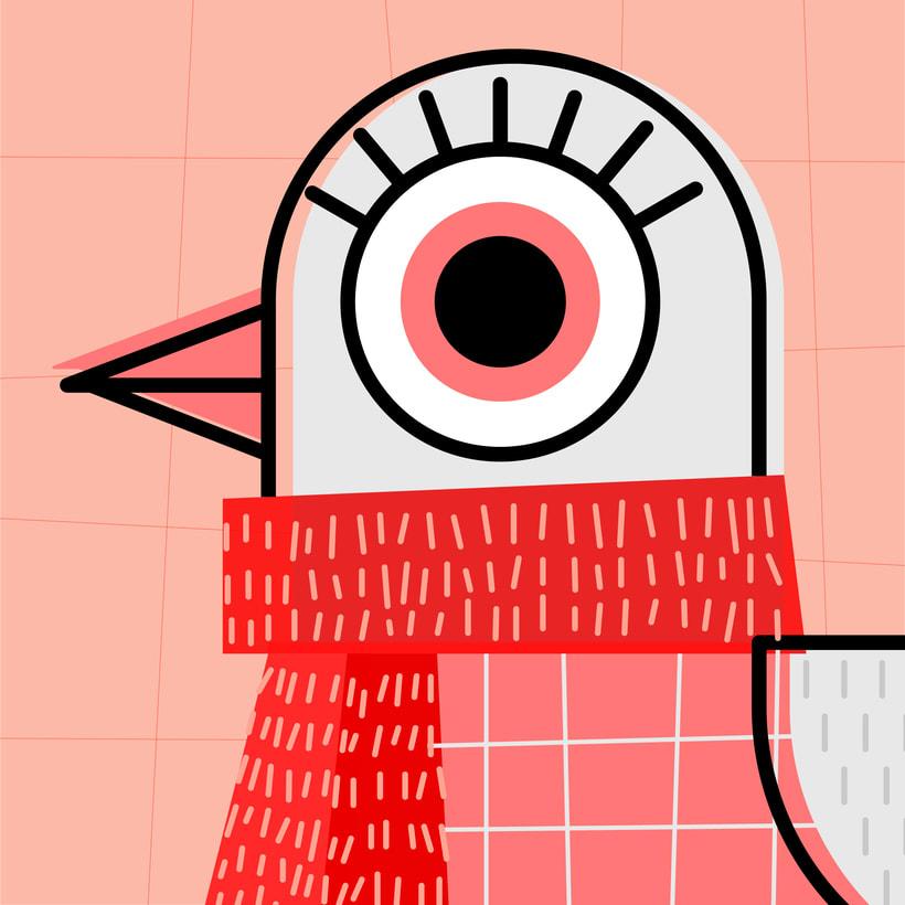 Las palomas del Pilar 0