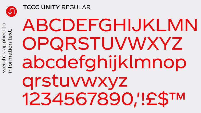 Coca-Cola ya tiene su propia tipografía 11
