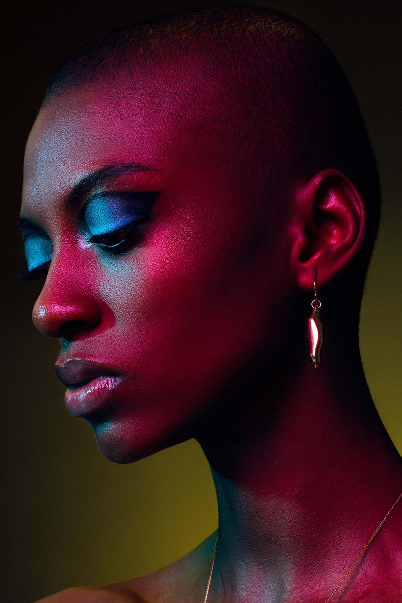 Mi Proyecto del curso: Fotografía editorial de belleza y retoque digital 2