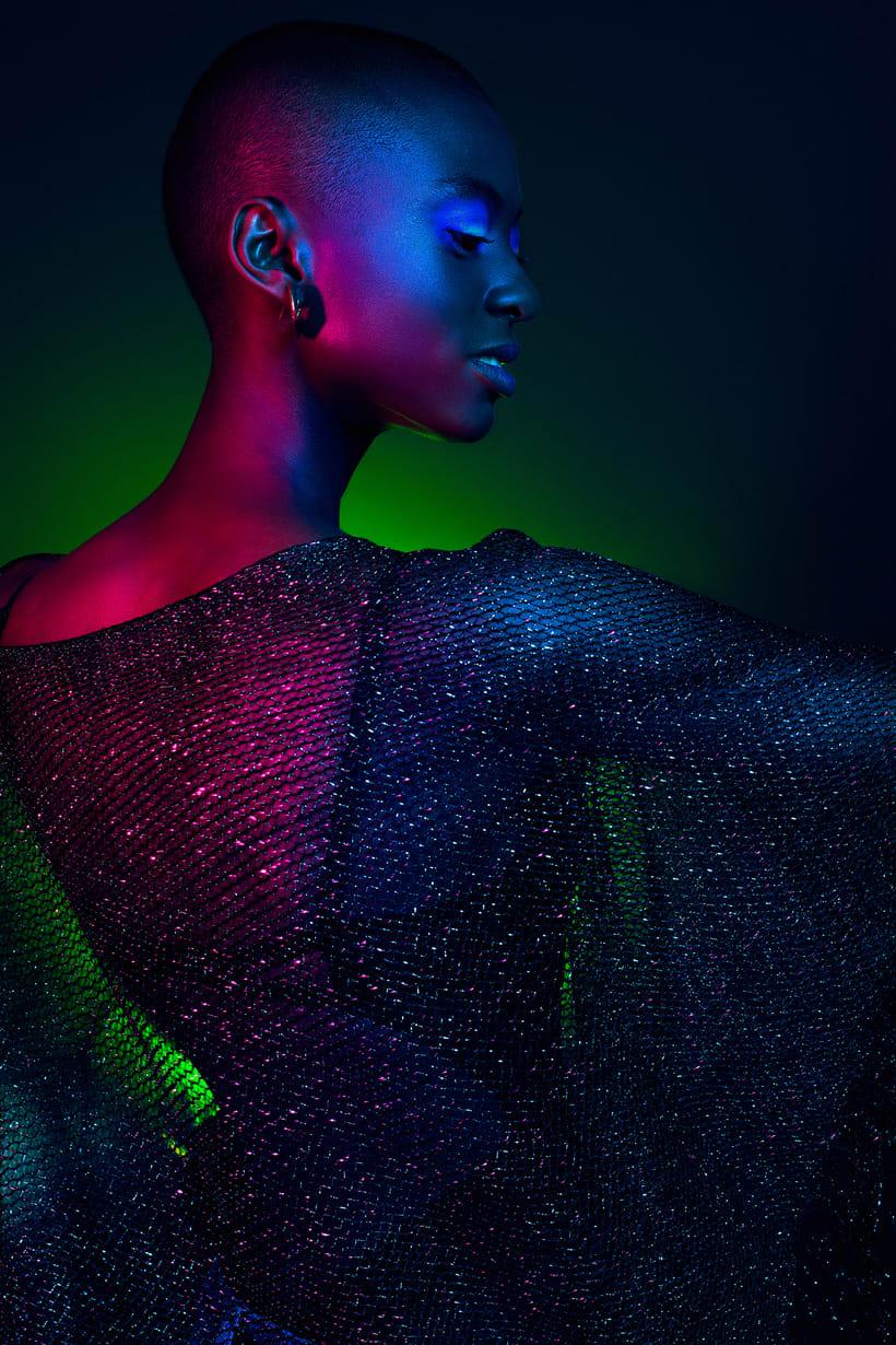 Mi Proyecto del curso: Fotografía editorial de belleza y retoque digital 3