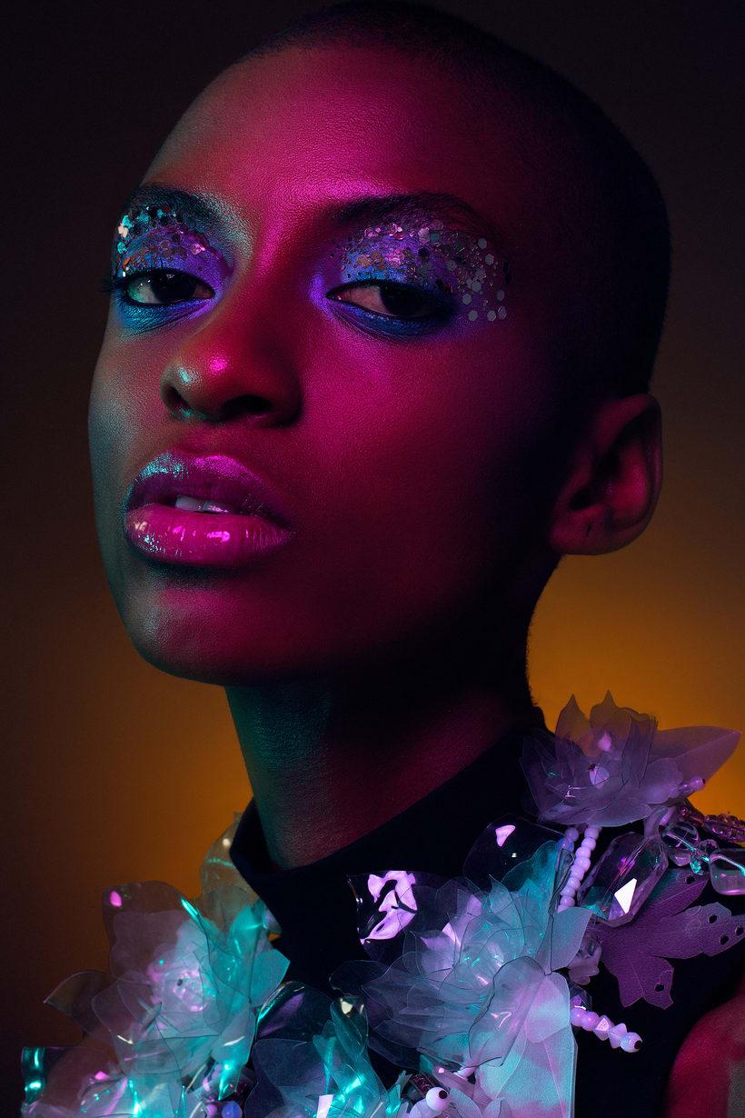 Mi Proyecto del curso: Fotografía editorial de belleza y retoque digital 6