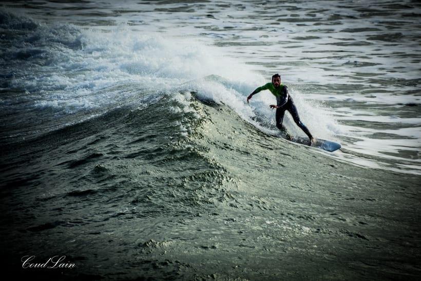 02/01/2018 - Surf en la playa de San Lorenzo de Gijón, Asturias 4