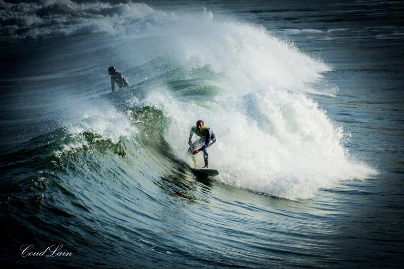 02/01/2018 - Surf en la playa de San Lorenzo de Gijón, Asturias 8
